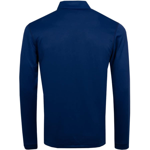 Adidas Core 1/4 Zip Golf Sweater - Navy