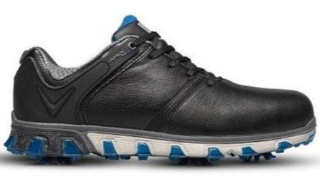 Callaway Apex Pro S - Black/Blue Golf Shoes - Right