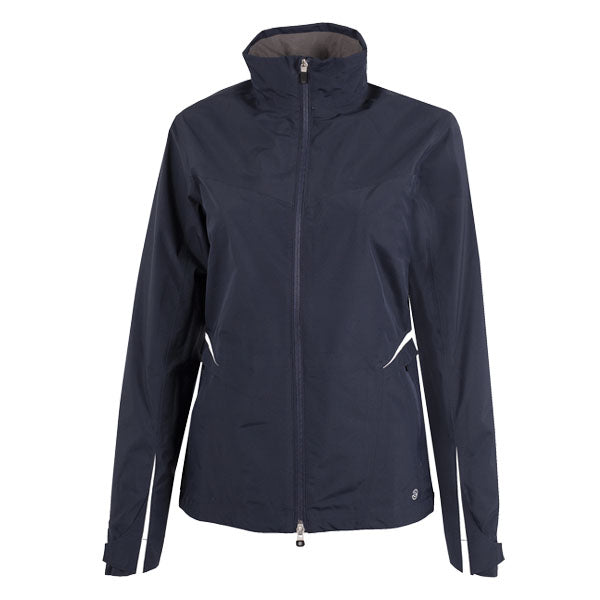 Galvin Green Aurora Ladies Waterproof Golf Jacket - Navy