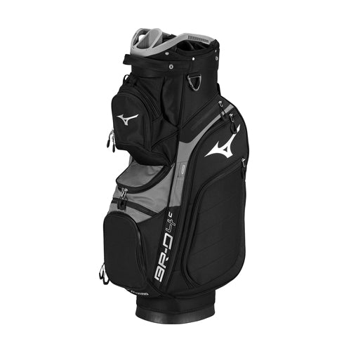 Mizuno BR-D4 Golf Cart Bag - Black