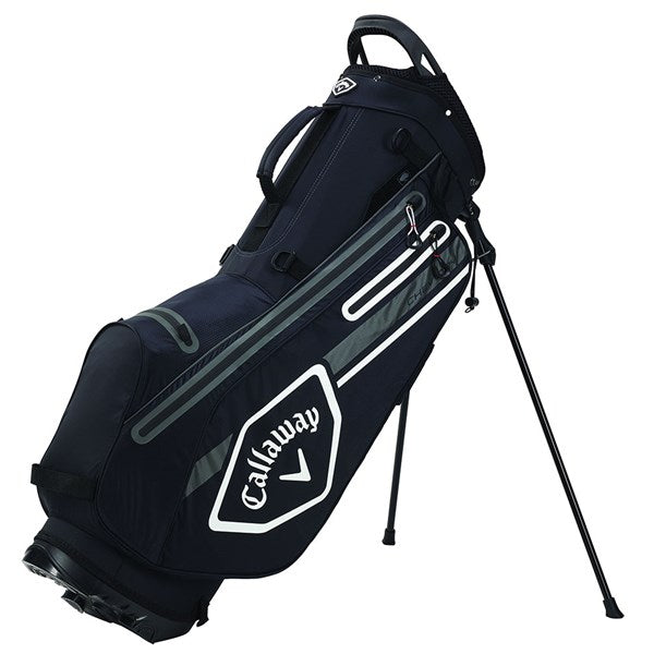Callaway Chev Dry Golf Stand bag - Black/Charcoal/White
