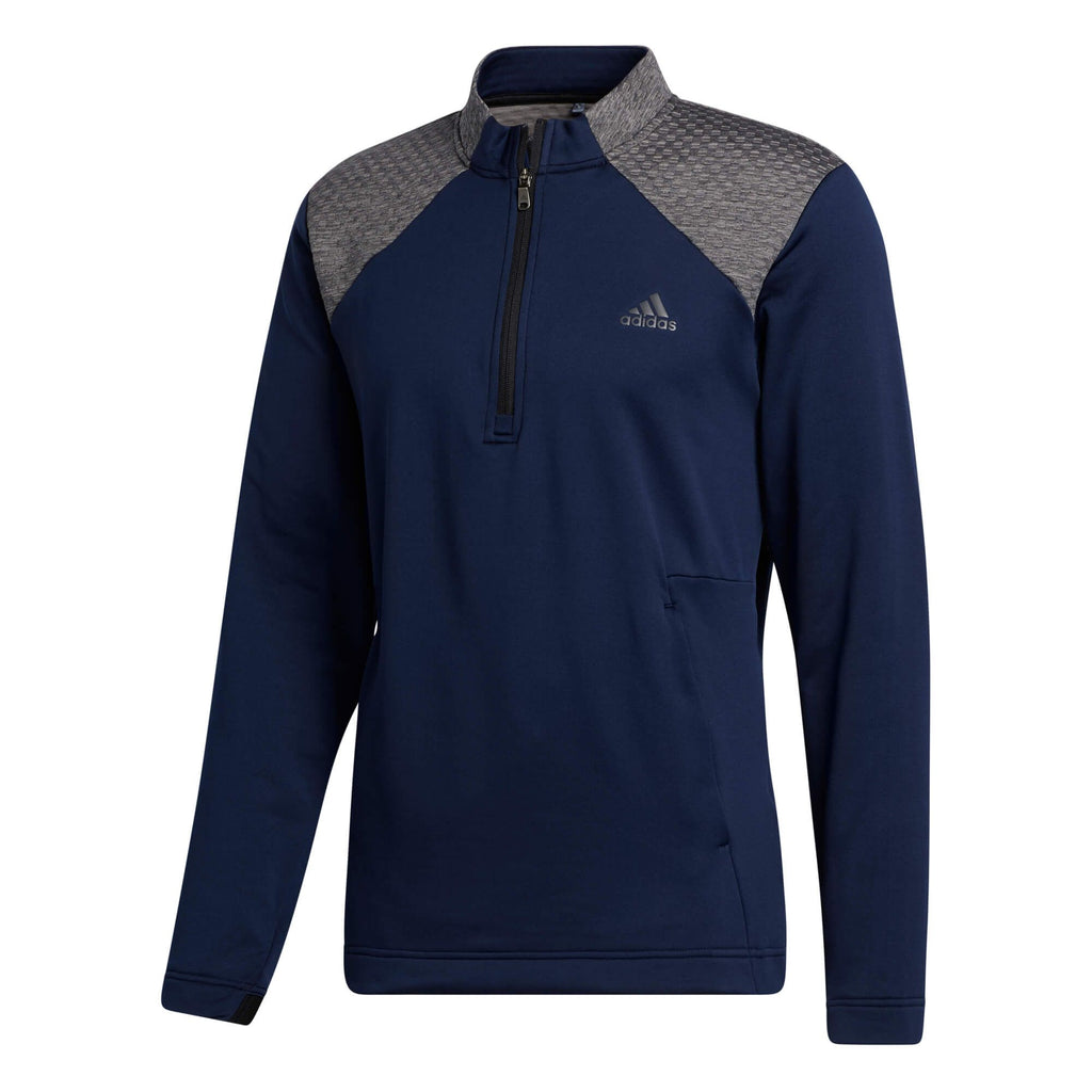 Adidas Cold.Rdy 1/4 Zip golf Top - Navy
