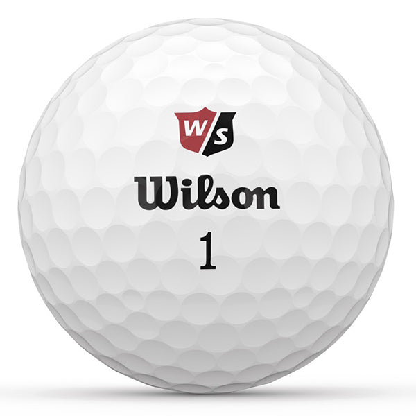 Wilson Staff Duo Soft+ Ball Front