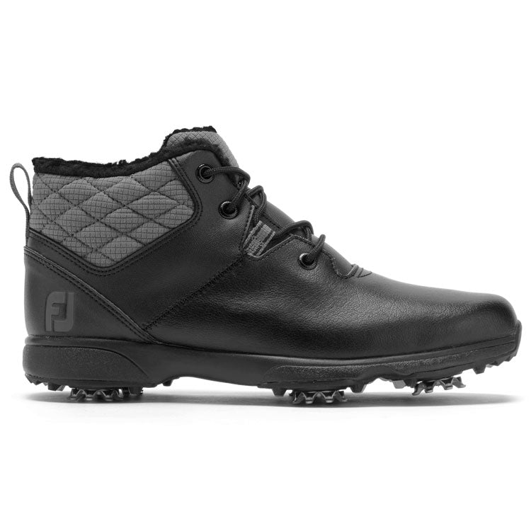 Footjoy Ladies Winter Golf Boot - Black