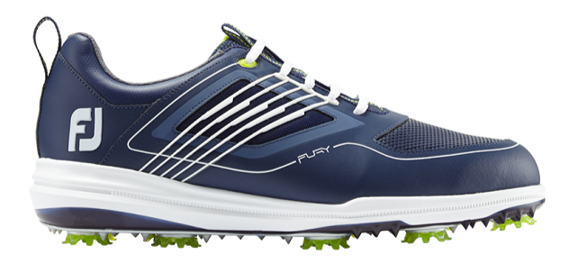 Footjoy Fury '19 - Navy/White Golf Shoes