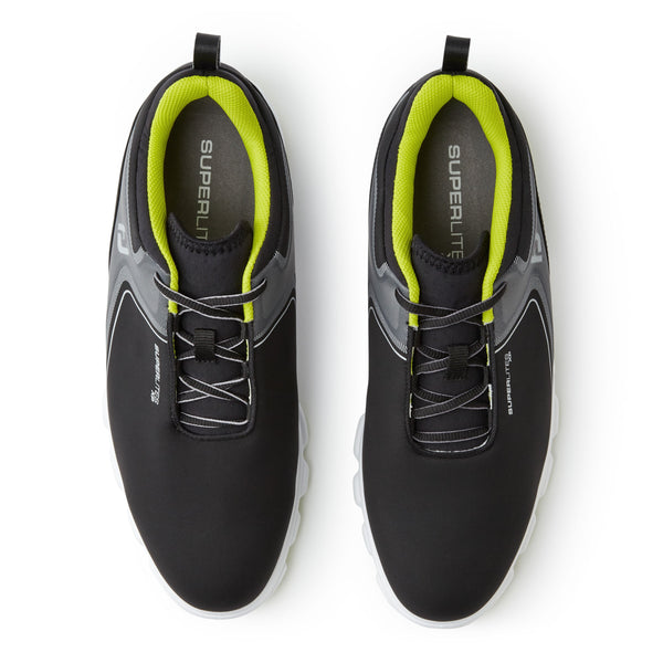 Footjoy Superlites XP - Black/Lime