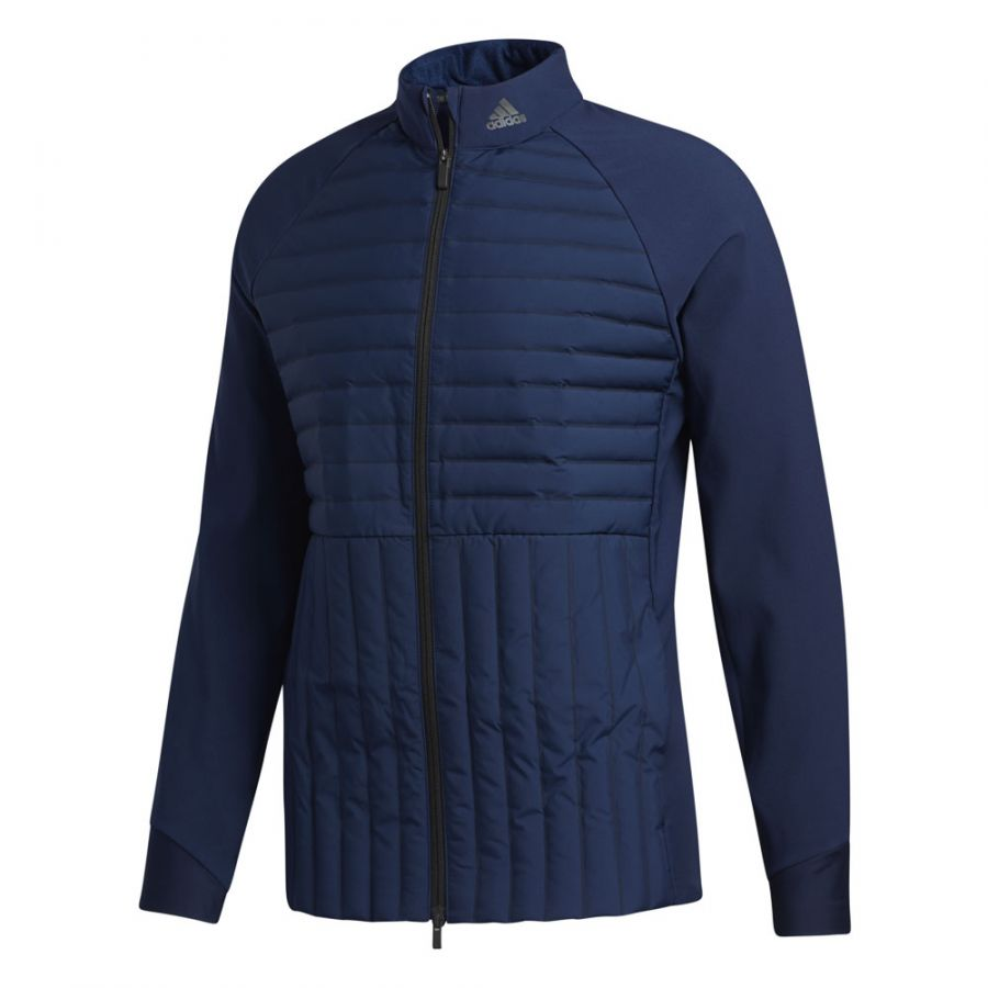 Adidas FrostGuard Insulated Golf Jacket - Navy