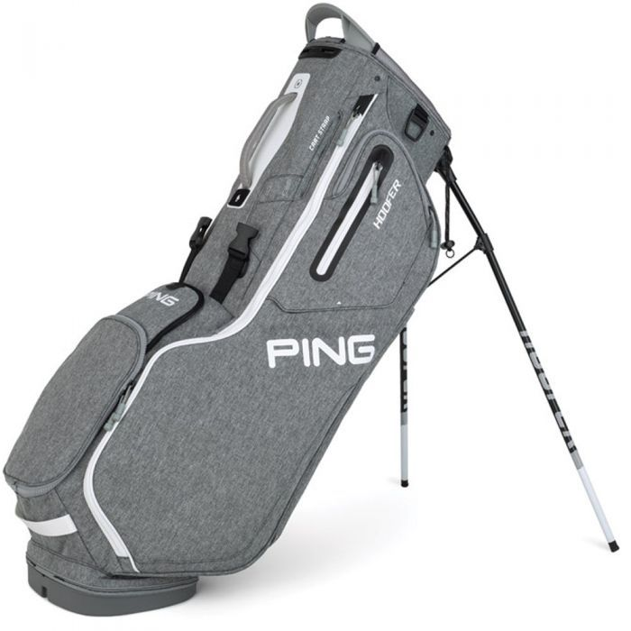 Ping Hoofer '20 Golf Stand Bag - Grey