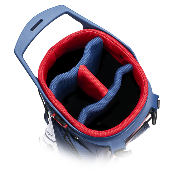 Callaway HyperDry C Golf Stand Bag - Navy/Red