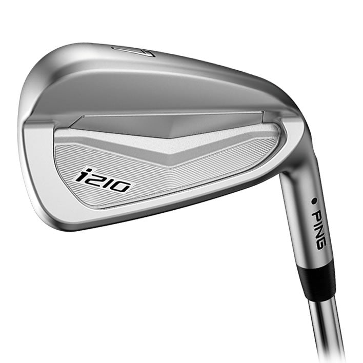 Ping i210 Golf Irons - Steel (4-PW)