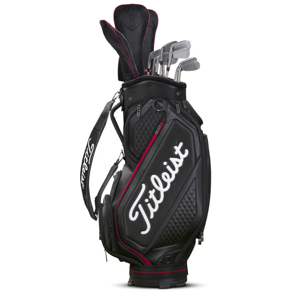 Titleist Jet Black Midsize Golf Cart Bag