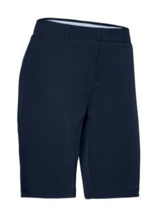 Under Armour Ladies Links Golf Shorts - Navy