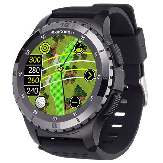 Skycaddie LX5C GPS Golf Watch - Ceramic Bezel