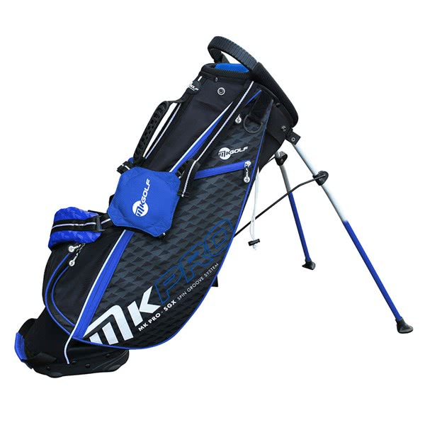 MKids Junior Golf Stand Bag Blue - 61in