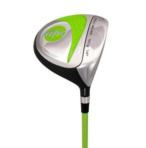 MKids Junior Individual Golf Driver - Green 57in