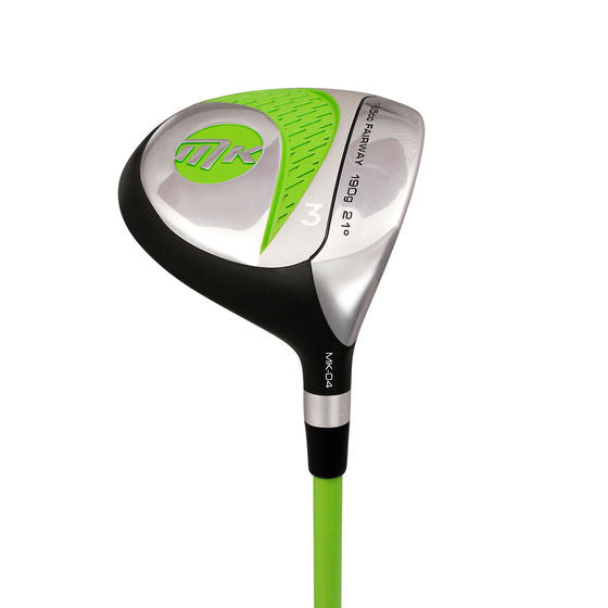 MKids Junior Individual Golf Fairway Wood - Green 57in