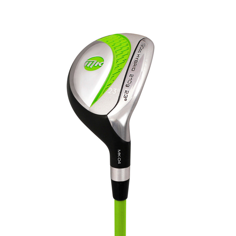 MKids Junior Individual Golf Hybrid - Green 57in
