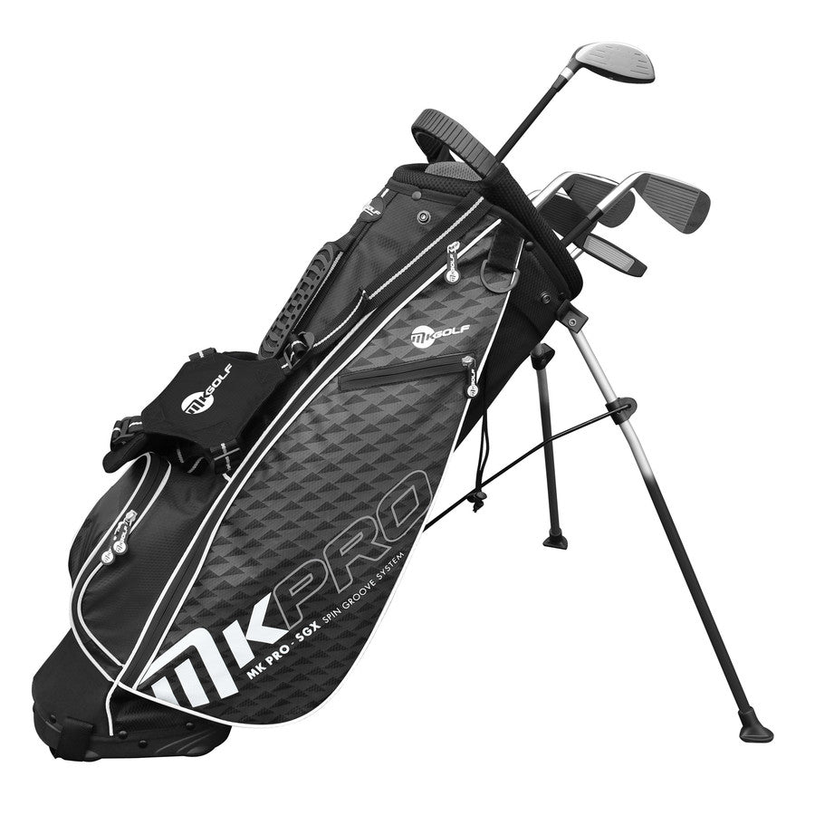 MKids Junior Golf Package Set - Grey 65in