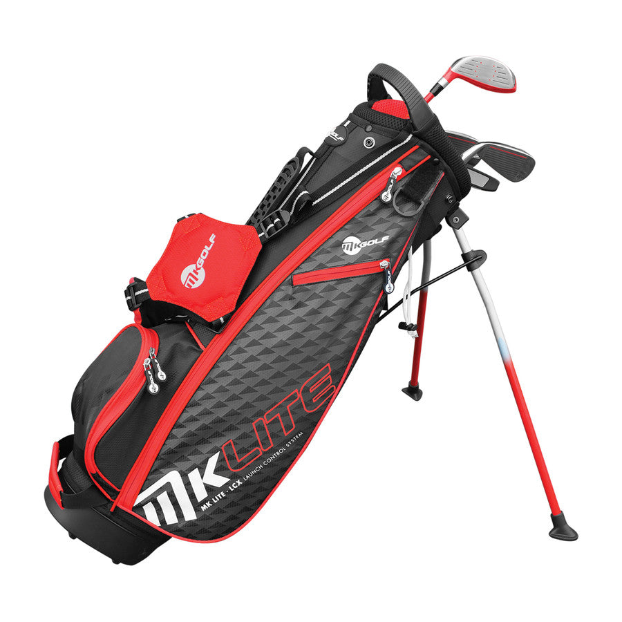 MKids Junior Golf Package Set - Red 53in