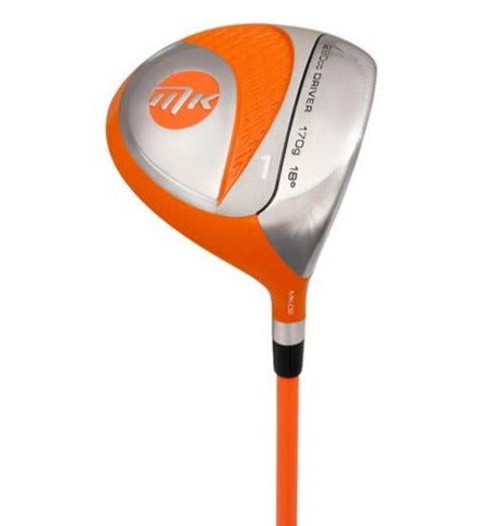MKids Junior Individual Golf Driver - Orange 49in
