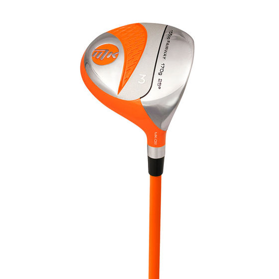 MKids Junior Individual Golf Fairway Wood - Orange 49in