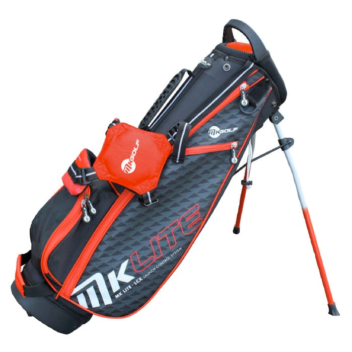 MKids Junior Golf Stand Bag Red - 53in