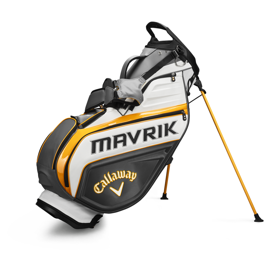 Callaway Mavrik Golf Staff Stand Bag
