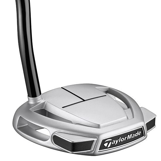 TaylorMade Spider Tour Mini Silver Golf Putter