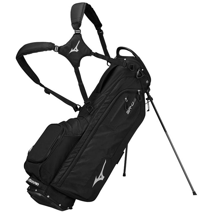 Mizuno BR-D3 Golf Stand Bag - Black