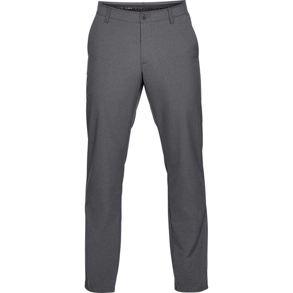 Under Armour Performance Taper Golf Trousers - Grey