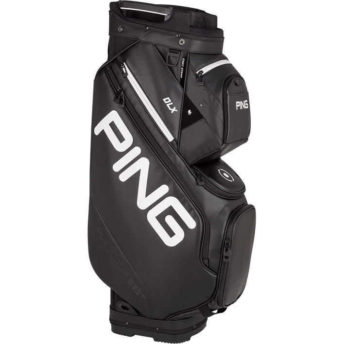 Ping DLX Golf Cart Bag - Black