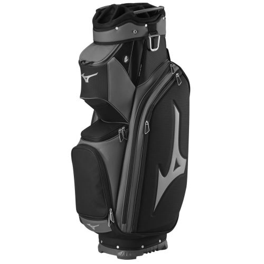 Mizuno Pro Cart 2019 Golf Bag - Black