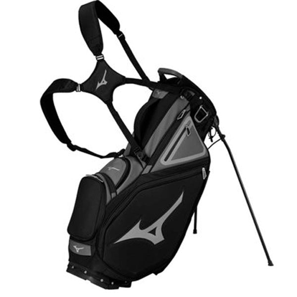 Mizuno Pro Stand Golf Bag - Black