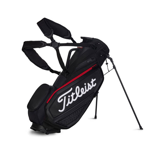 Titleist Jet Black Premium Golf Stand Bag