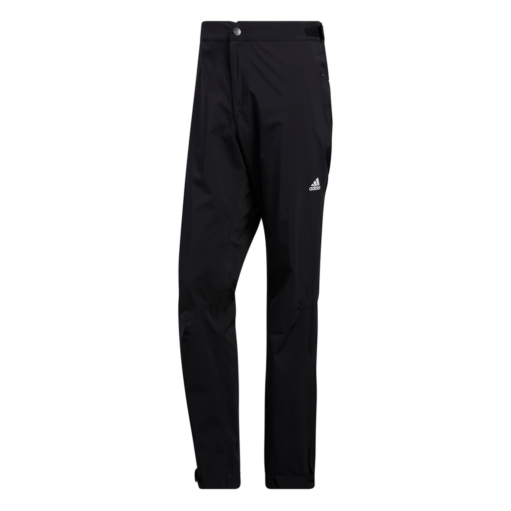 Adidas Rain Rdy Waterproof Golf Trousers - Black