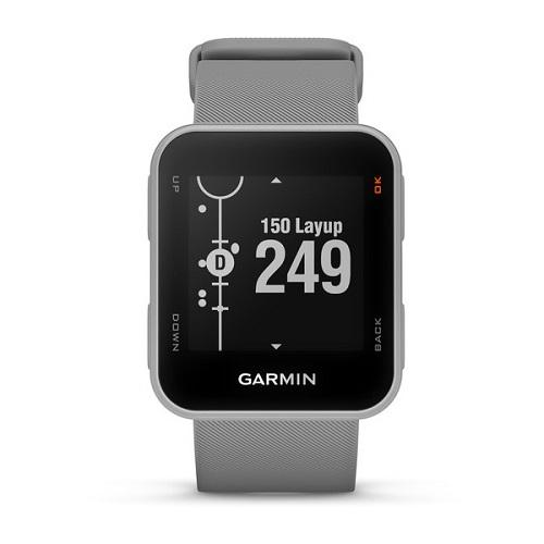 Garmin Approach S10 Golf GPS Watch - Powder Grey