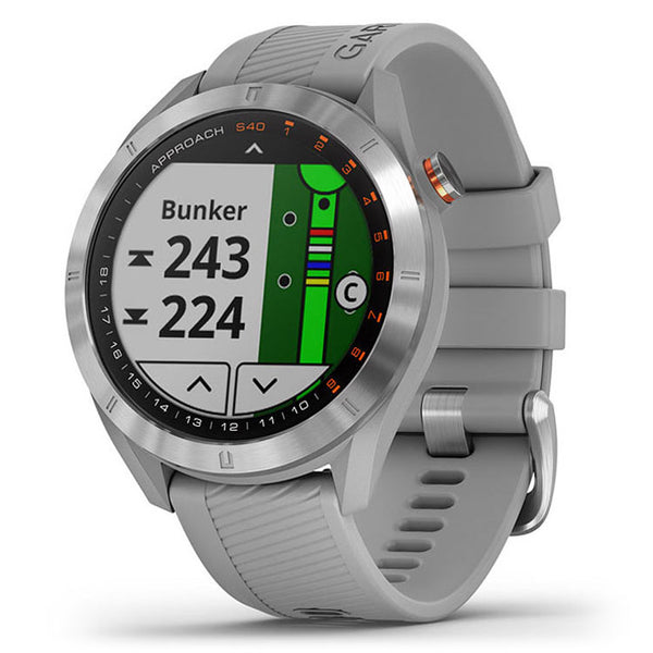 Garmin Approach S40 GPS Golf Watch  - Grey