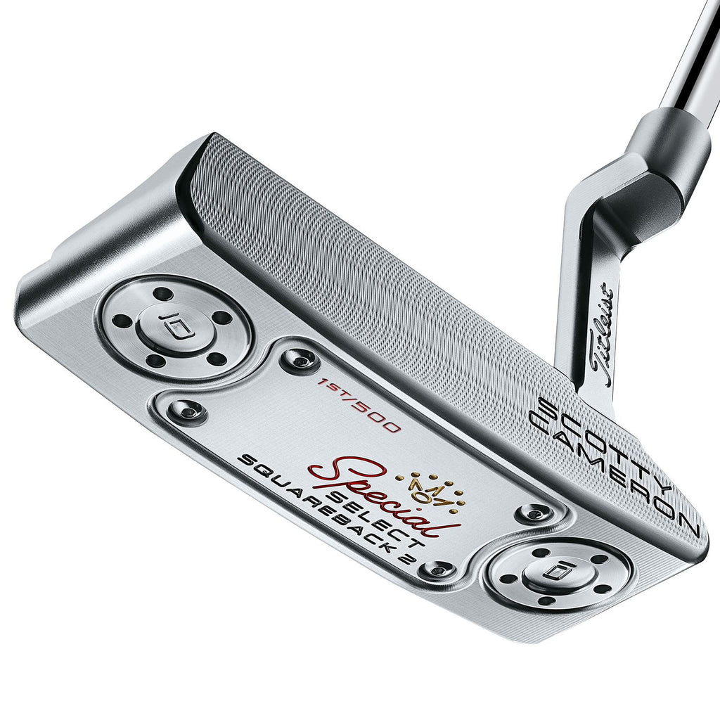 Scotty Cameron Special Select SquareBack 1st/500 Golf Putter - Limited Edition