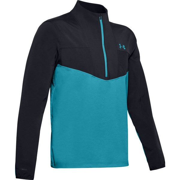 Under Armour Storm Windstrike Golf Jacket - Black/Escape