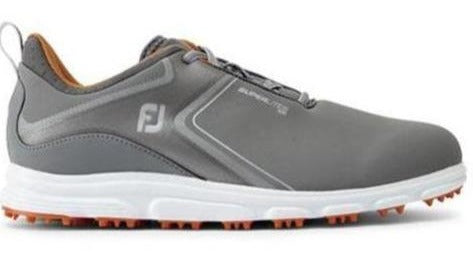 Footjoy Superlites XP - Grey/Orange Right