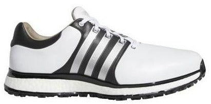 Adidas Tour 360 XT SL Golf Shoes - White/Black - Right