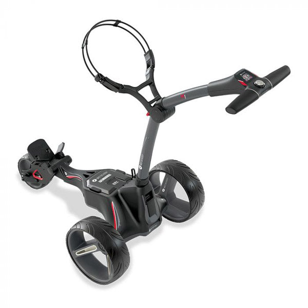 Motocaddy M1 Electric Golf Trolley Rear Main