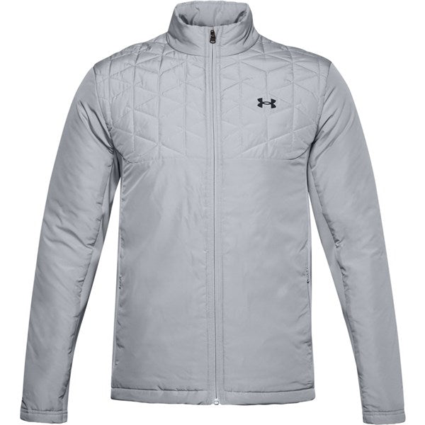 Under Armour Reactor Hybrid Golf Jacket - Grey