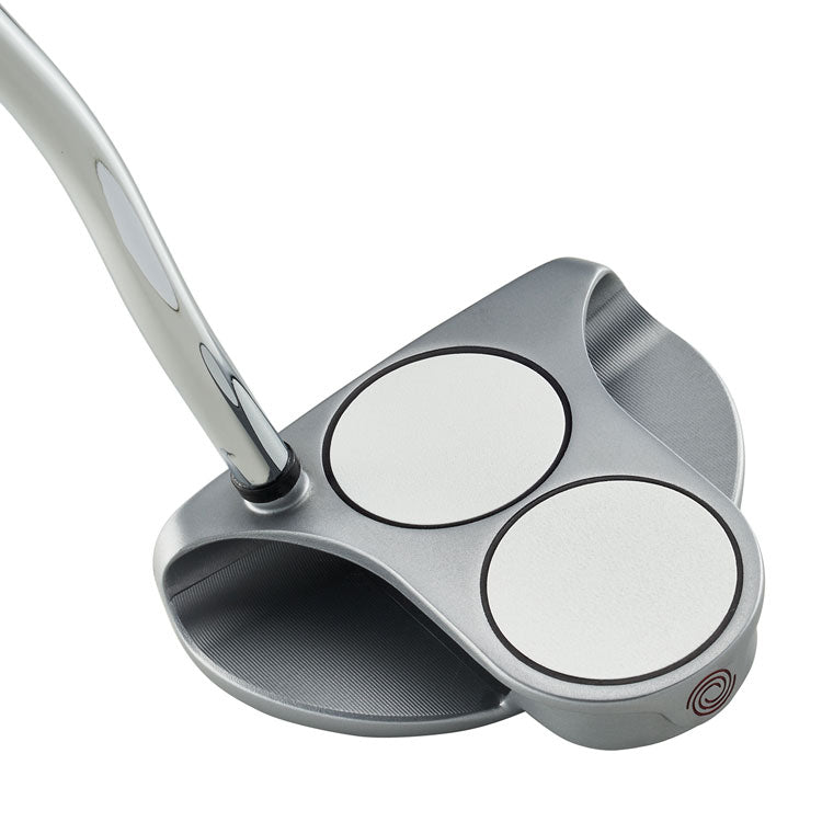 Odyssey White Hot OG Strokelab 2-Ball Golf Putter