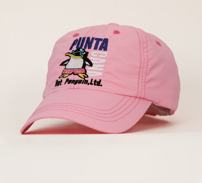 Hot Penguin Ltd. Punta Cana cap for kids, Punta Cana Collection - Hot Penguin, Ltd.