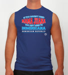 Hot Penguin, Ltd. If You Haven't tried Mamajuana sleeveless shirt for men, Dominican Republic collection - Hot Penguin, Ltd.