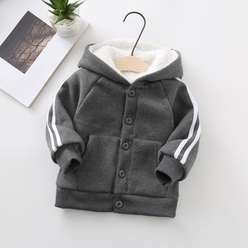 Sherpa Fleece Hoodie (Toddler) Sherpa Fleece Hoodie (Toddler) - Soo FluffyCLOTHING & ACCESSORIES Soo Fluffy