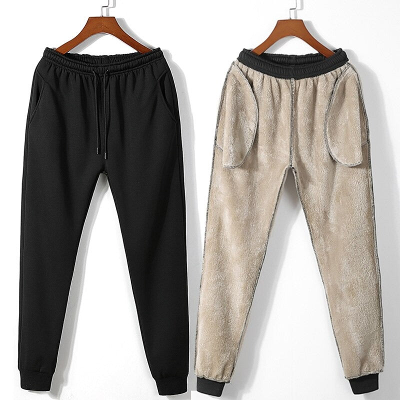 Mens Sherpa Fleece Sweatpant Mens Sherpa Fleece Sweatpant - Soo FluffyCLOTHING & ACCESSORIES Soo Fluffy