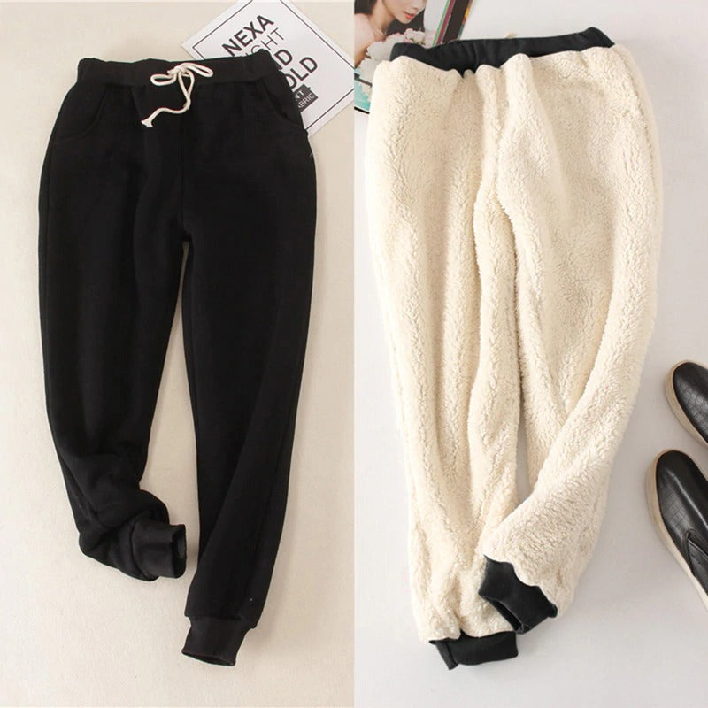 SF Sherpa Fleece Sweatpant SF Sherpa Fleece Sweatpant - Soo FluffyCLOTHING & ACCESSORIES Soo Fluffy Black / UK 6 / US 2 / EU 34