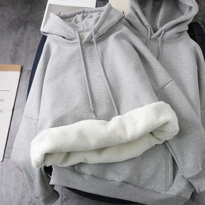 Sherpa Fleece Hoodie Sherpa Fleece Hoodie - Soo FluffyCLOTHING & ACCESSORIES Soo Fluffy